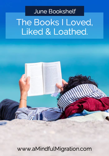 June Bookshelf: Book Review for With the Fire on High by Elizabeth Acevedo and Recursion by Blake Crouch
