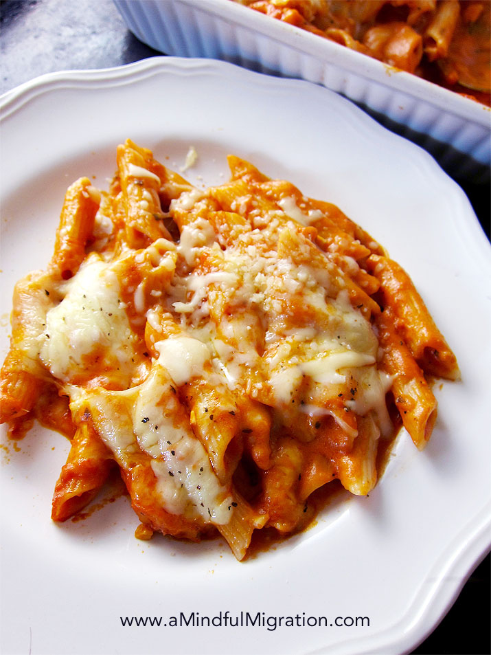 Five Cheese Ziti