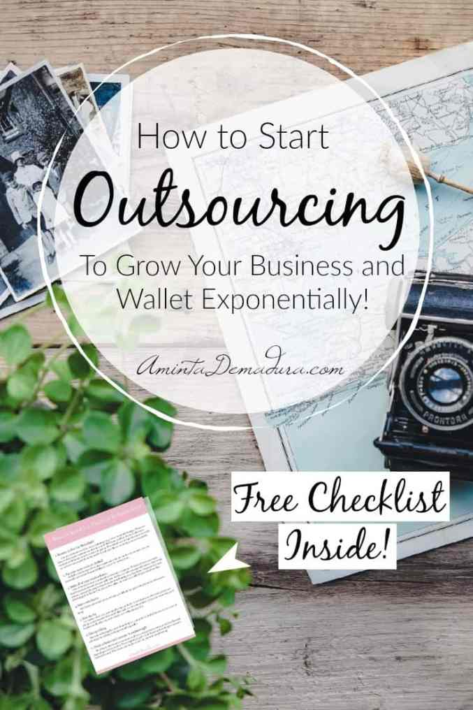 start outsourcing business
