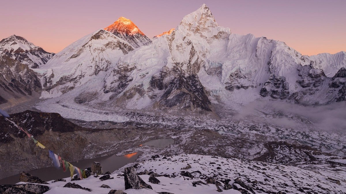 Prologue : Trek To Everest Base Camp