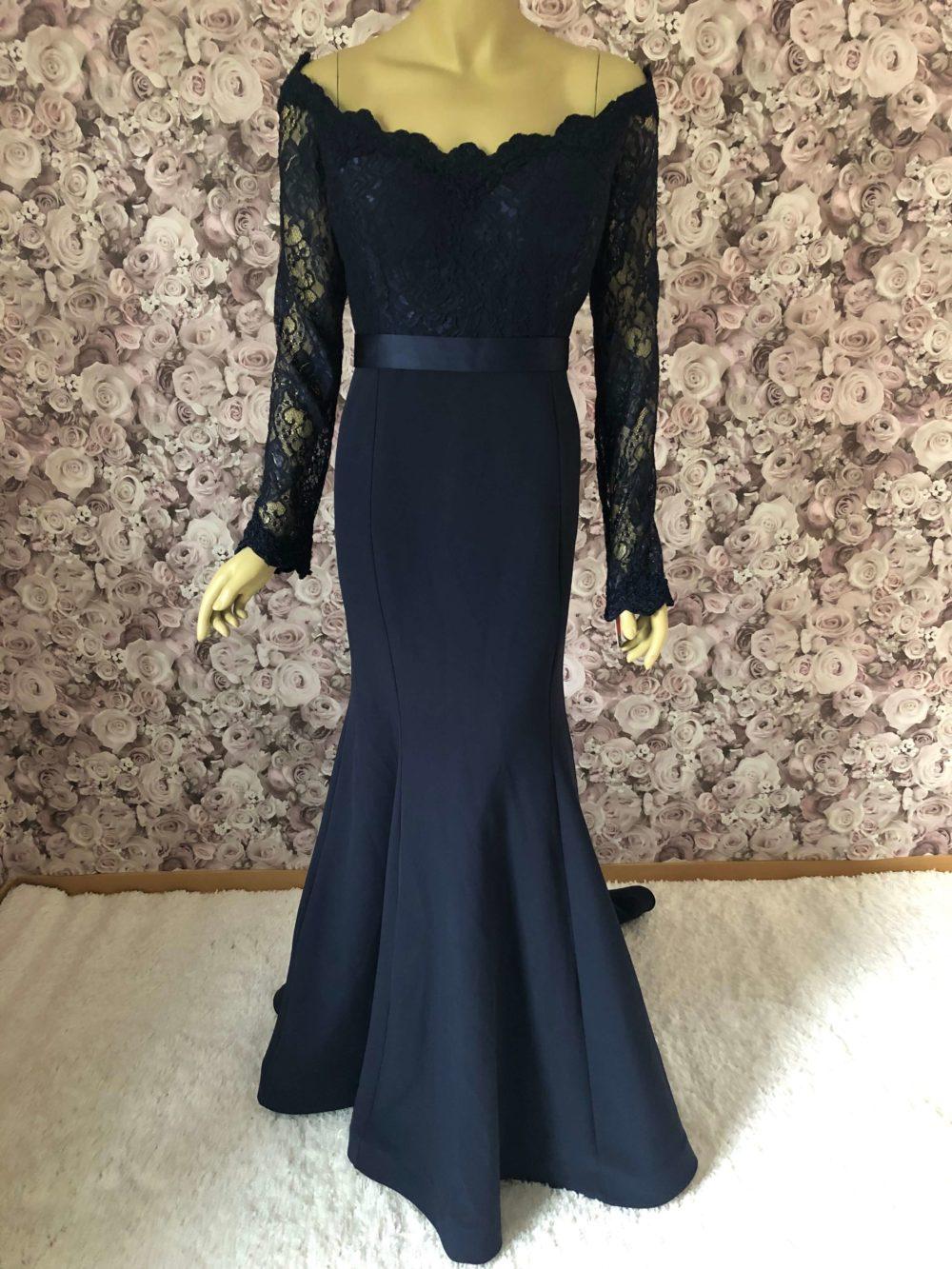 Elegantes Meerjungfrauen-Kleid