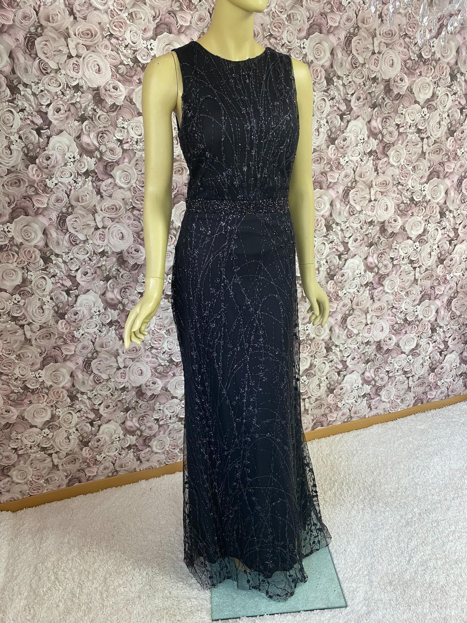 Langes Abendkleid ❤ Festliches Kleid❤ Schwarzes Abendkleid ❤