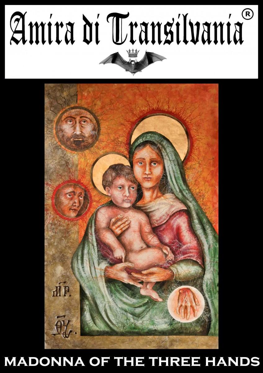 La madonna delle tre mani