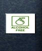 alcohol-free