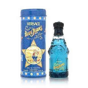 Blue Jeans eau de toilette 645 - بلو جينز من فيرساتشي للرجال - أو دو تواليت - 75 مل