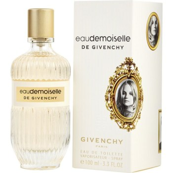 Eaudemoiselle De Givenchy by Givenchy for Women EDT 100mL - جيفنشي اوديموزيل من جيفنشي للنساء - او دي تواليت - 100 مل