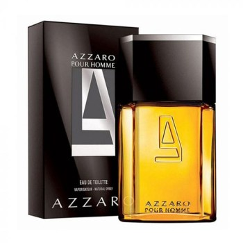 azzaro pour homme eau de toilette 100ml - ازارو بيور هوم للرجال - او دى تواليت - 200 مل