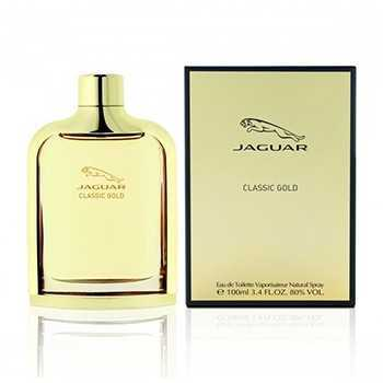 jaguar classic gold - جاغوار كلاسيك جولد للرجال - أو دو تواليت - 100 مل.