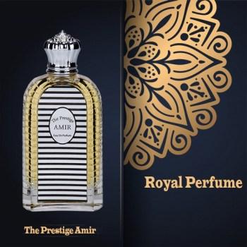 عطر ذا برستيج أمير الملكي للجنسين من دار برنس وور