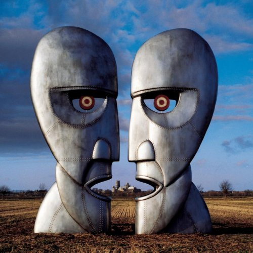 Pink Floyd The Division Bell Cover Artwork