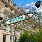 Metrostation Paris