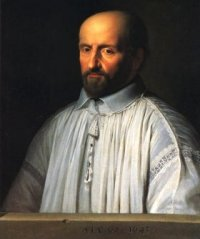 Ph. de Champaigne, Portrait de Saint-Cyran