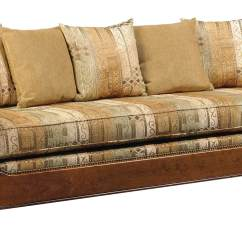 Solid Wood Sofa Set Stickley Fayetteville Sleeper Amish Living Room Furniture