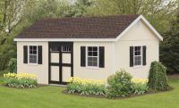 Amish Storage Sheds & Custom Built Sheds in PA | Amish ...