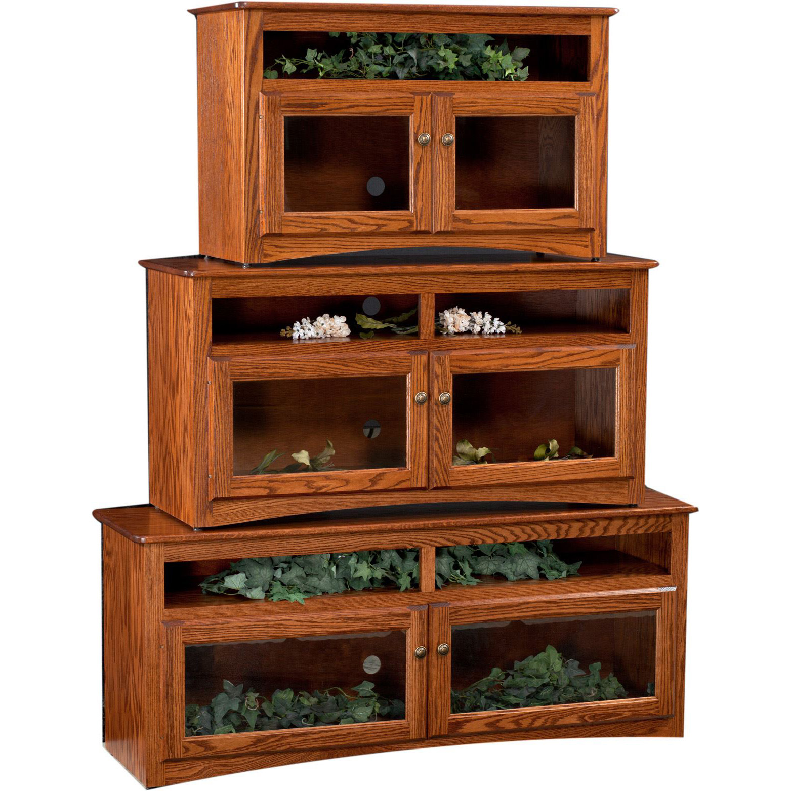 Economy TV Stand  Amish Crafted Furniture