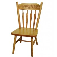 Acorn Child's Chair, High Chair, or Youth Chair - Amish ...