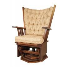 Swivel Rocker - Amish Crafted Furniture