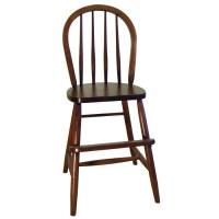 Bow High Chair or Youth Chair - Amish Crafted Furniture