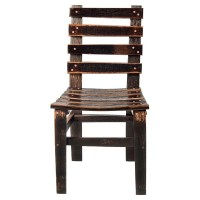 Barrel Dining Chair - Amish Crafted Furniture