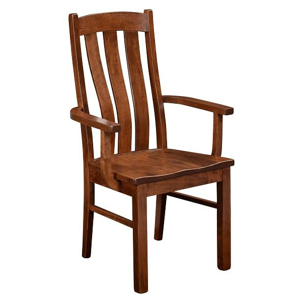 Raleigh Dining Chair  Amish Crafted Furniture