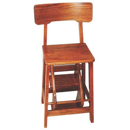 bentwood dining chair best desk for lower back pain step stool with - amish crafted furniture