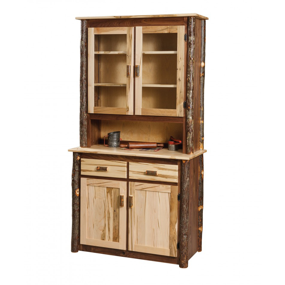 Rustic Hutch Amish Crafted Furniture
