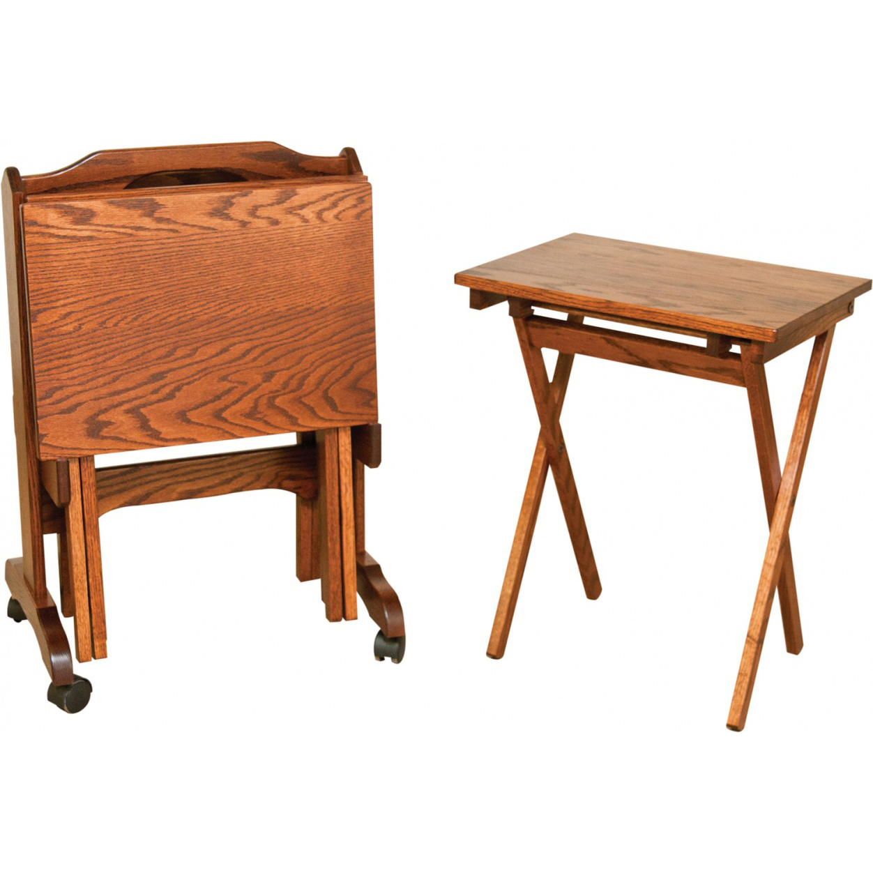 Tv Trays Amish Crafted Furniture