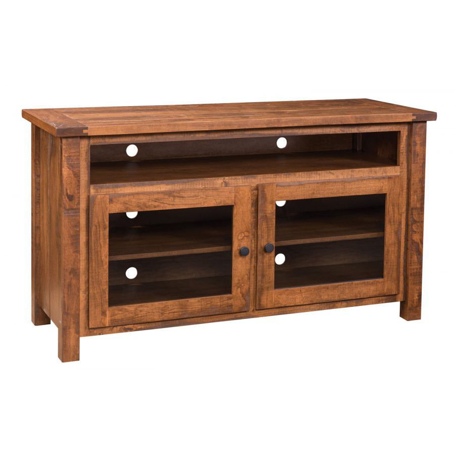 colonial sofa sets english company walkden farmhouse collection tv stand - amish crafted furniture