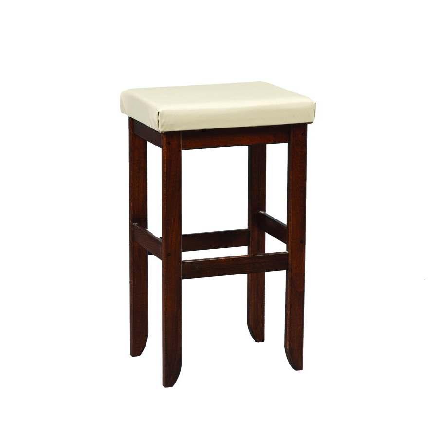 Bar Stool With Cushion Amish Crafted Furniture
