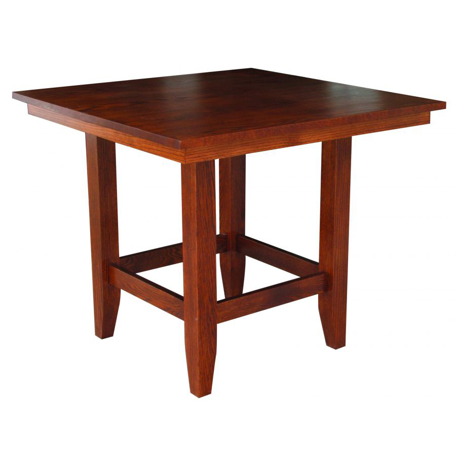 Chairs Table And Oak Amish