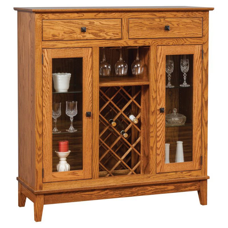 living room occasional chairs decorating ideas for rooms with sectionals canterbury wine cabinet 507 - amish crafted furniture
