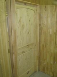 Interior Knotty Pine / Prehung Doors - Amish Custom Doors