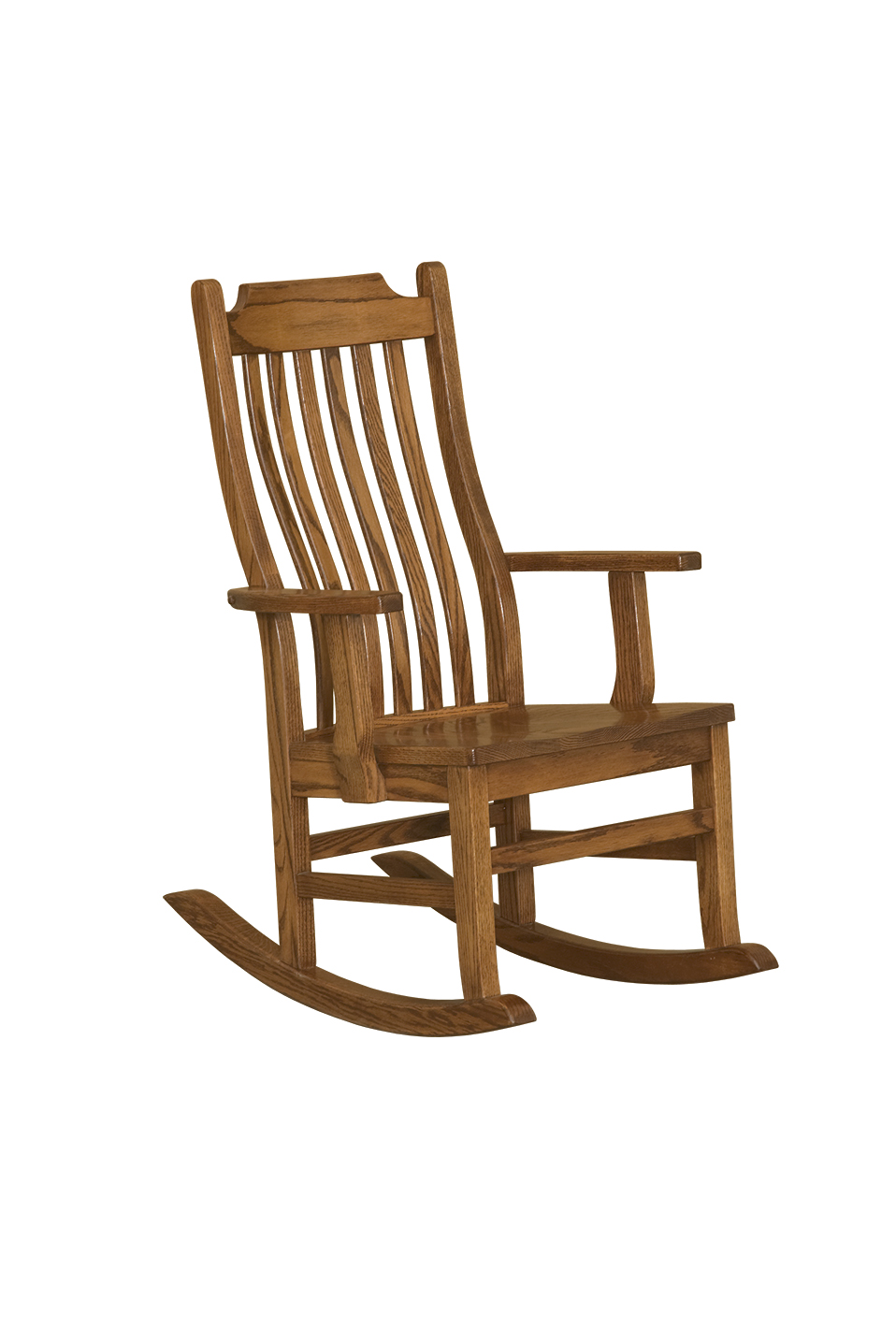 Mission Rocking Chair  Amish Furniture Connections