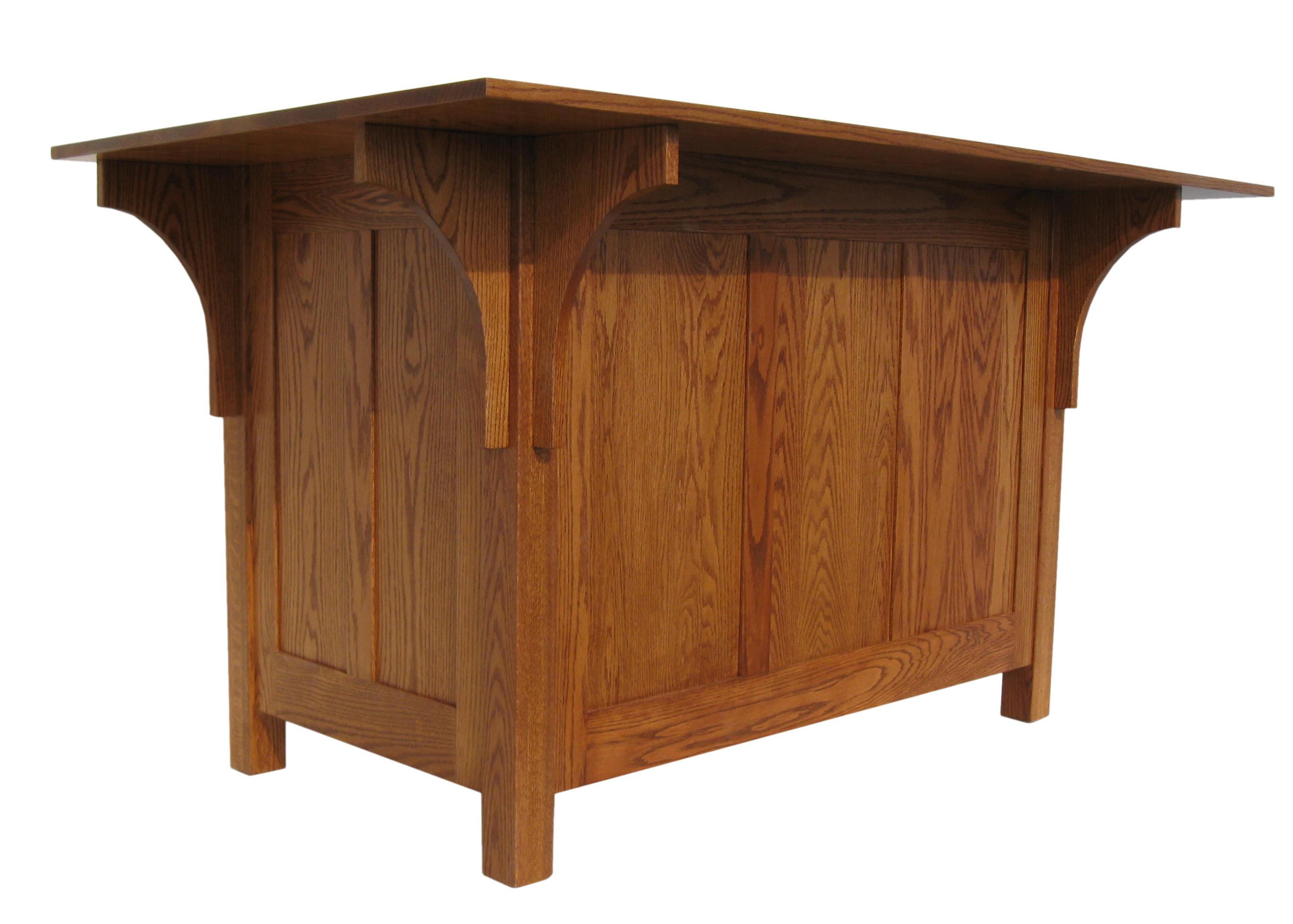 Amish Furniture Kitchen Island