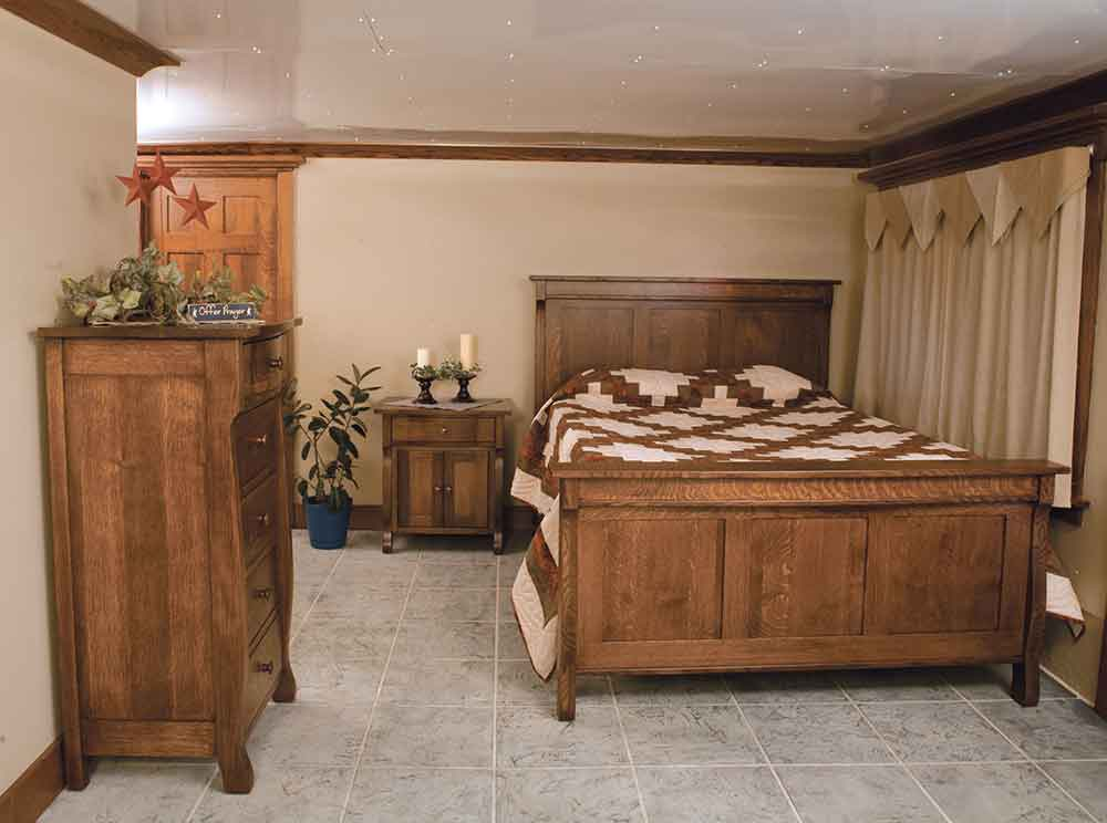 Amish Made Bedroom Collections