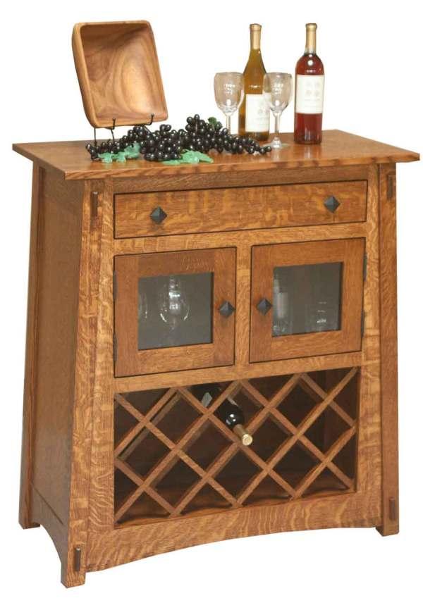 Amish Wine Racks