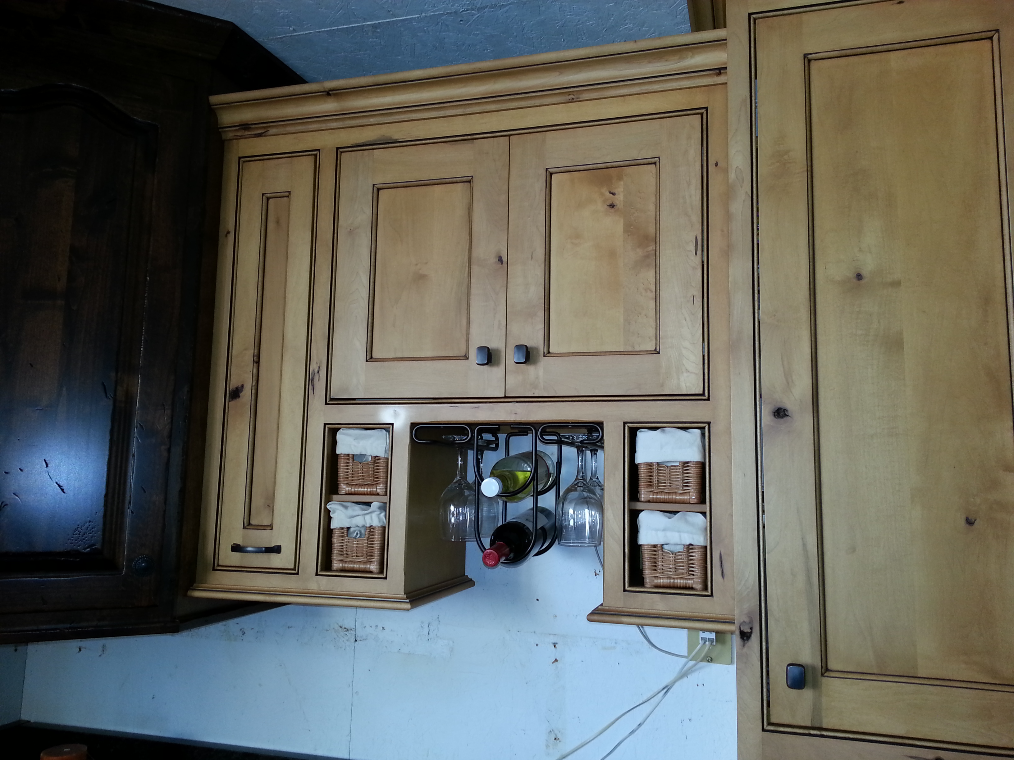 kitchen cabinet makers high table and chairs amish made cabinets madison wi