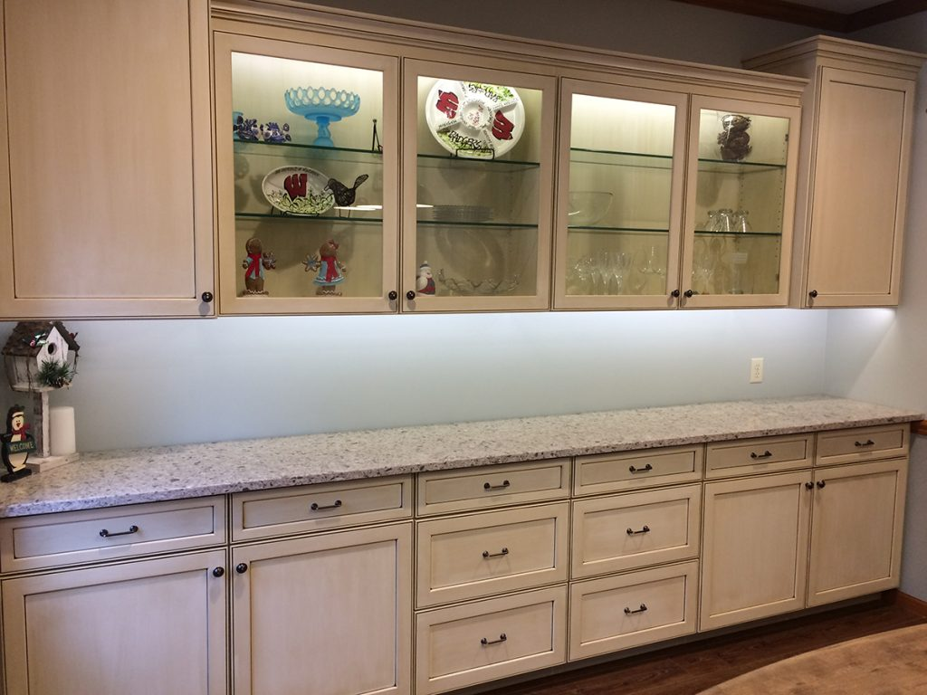 amish kitchen cabinets chicago small islands made madison wi