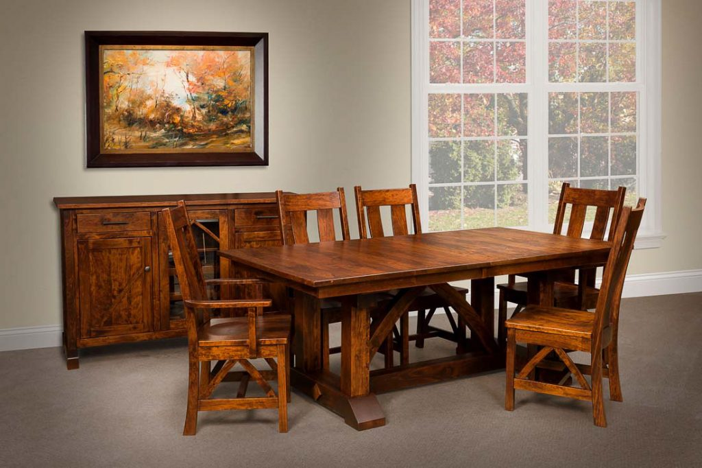 Amish Made Dining Room Sets