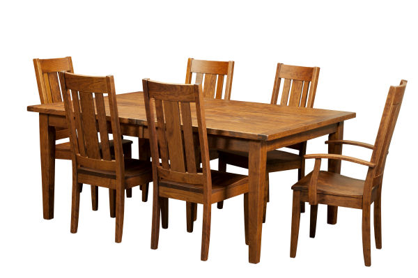 Amish Dining Room Sets