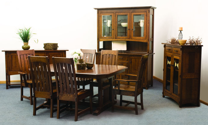 Warehouse Dining Room Sets