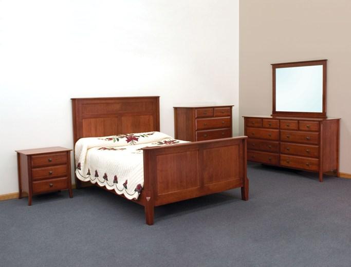 Amish Bedroom Sets 4