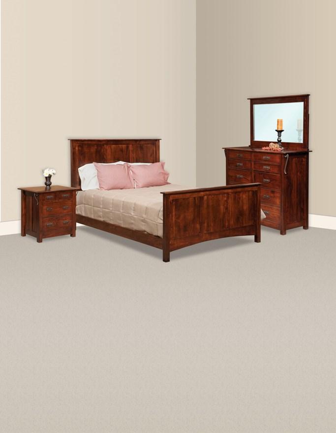 Amish Bedroom Sets 7