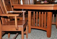 Amish Dining set 160 - The Amish Connection | Solid Wood ...
