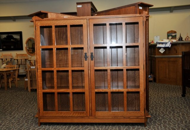 Bookcase 090 The Amish Connection Solid Wood Furniture