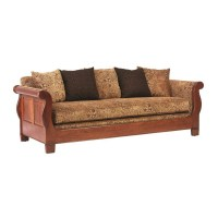 Sofa 3500 Sleigh Furniture Made in USA Builder60 Outlet ...
