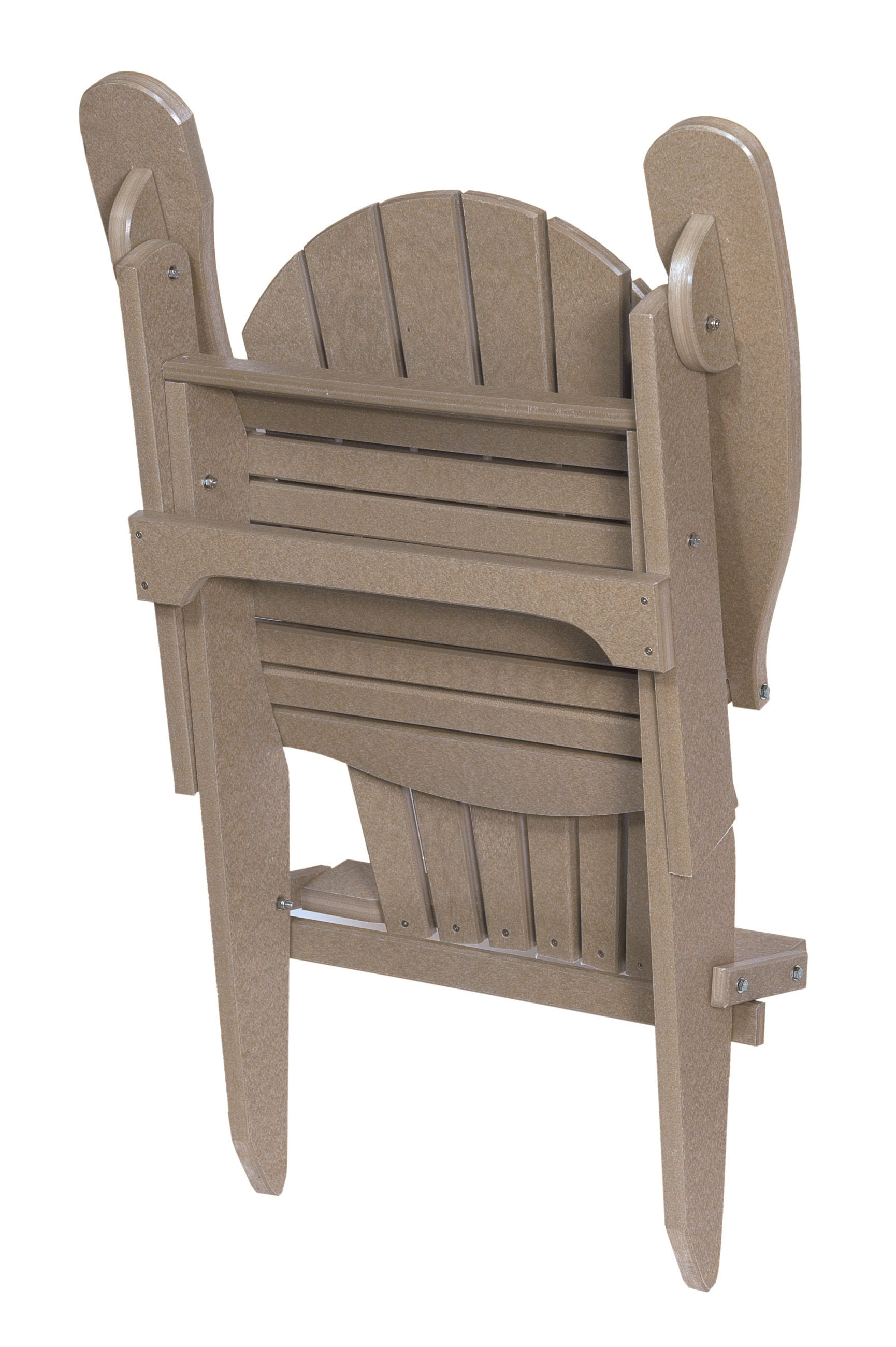 Folding Adirondack Chair  Amish Originals