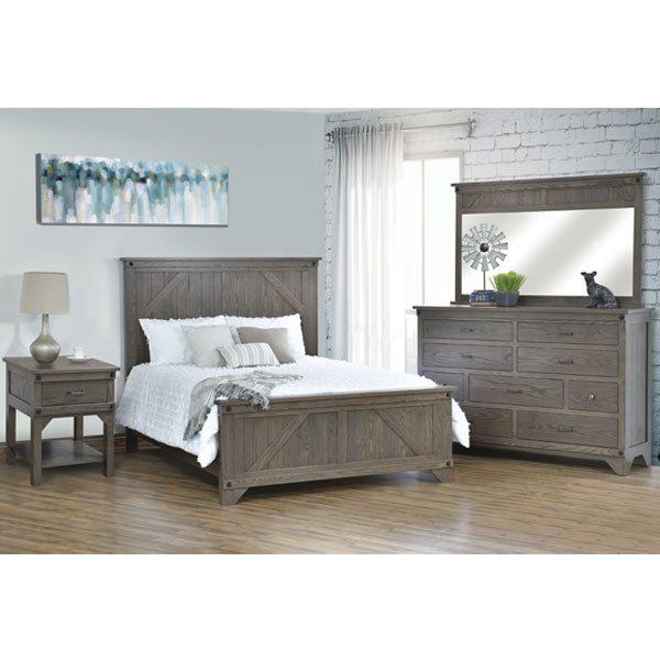 2020 modern rustic bedroom furniture