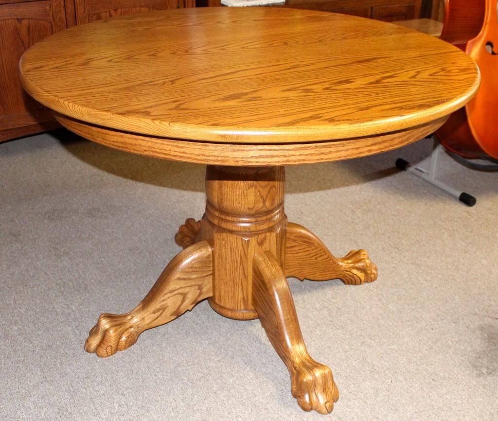 sofa desks sleeper sofas under 500 42″ round table | amish traditions wv