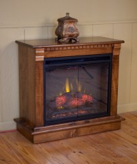 Electric Fireplace | Amish Valley Products